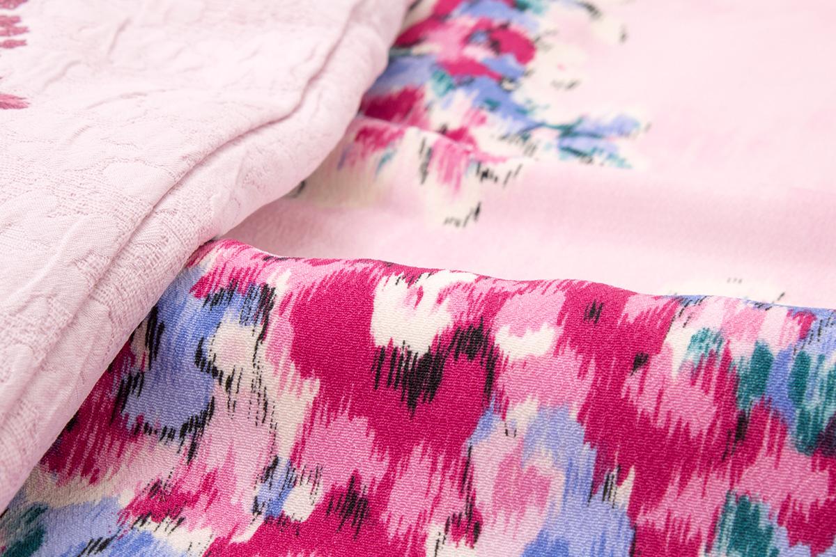 三歳女の子の被布着物セット