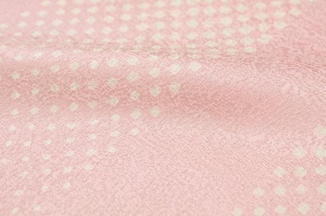 パステルカラーでコーデしやすい縮緬正絹帯揚げb