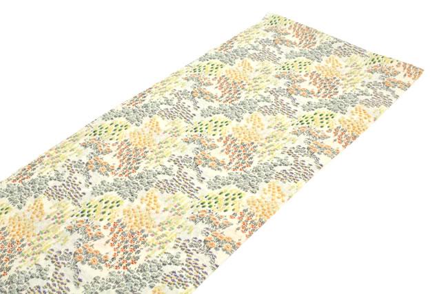 カジュアルスタイルにおすすめの日本製帯揚げ