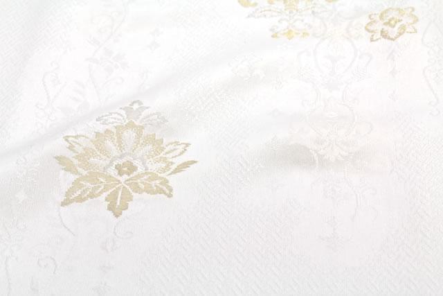 礼装向けのフォーマルな正絹帯揚げ