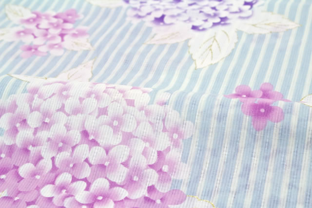 人気ブランド『bonheur saisons』のレディース浴衣