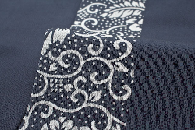 オシャレで結びやすい正絹九寸名古屋帯