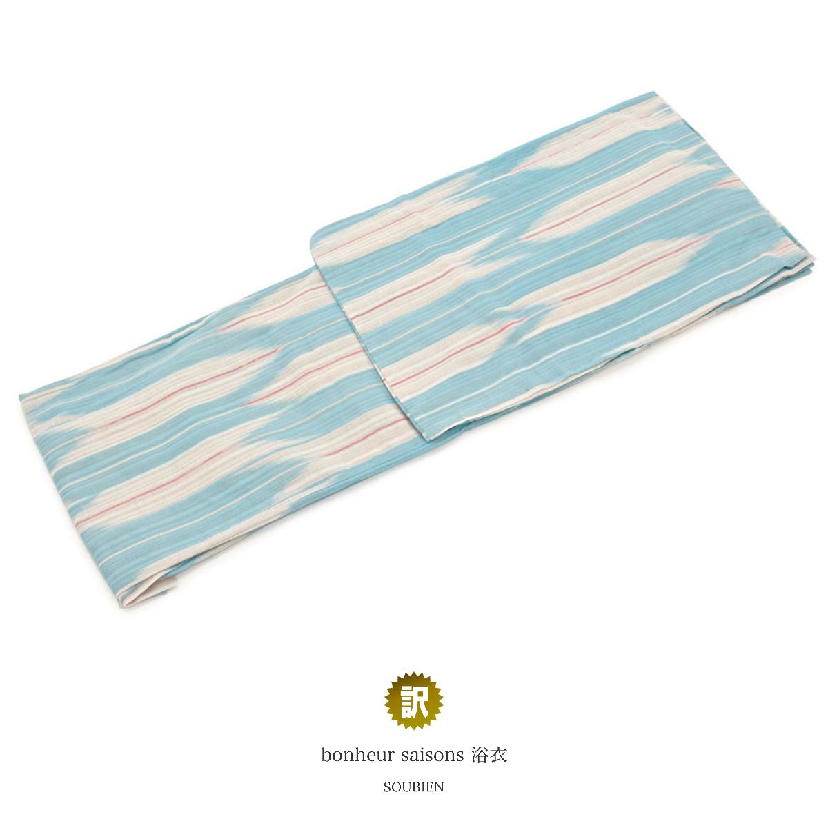 夏におすすめな人気ブランドのレディース浴衣