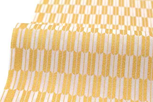 日本製のカジュアルな正絹半襟