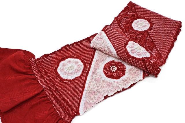 晴れの日におすすめな正絹の帯揚げ