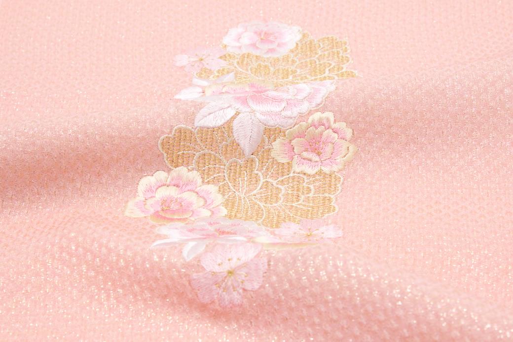 振袖におすすめな正絹の帯揚げ