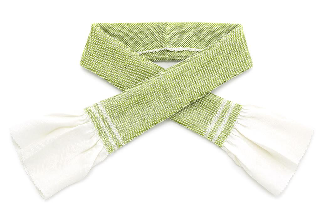 色留袖や訪問着におすすめな正絹の帯揚げ