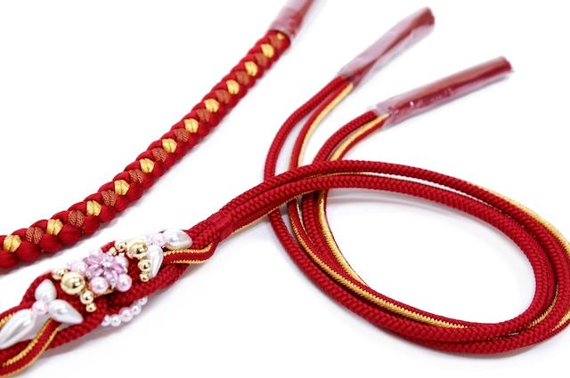 帯締め,成人式用,振袖用,晴着,婚礼用,和装小物,和服,帯じめc