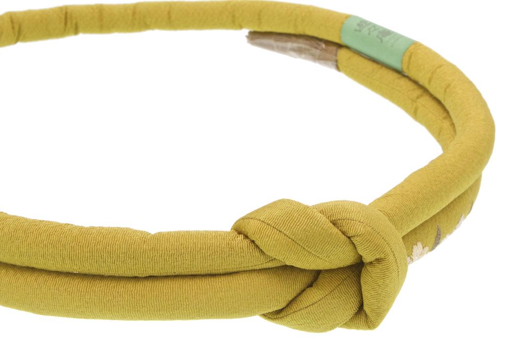 色打ち掛けにおすすめな正絹帯締め
