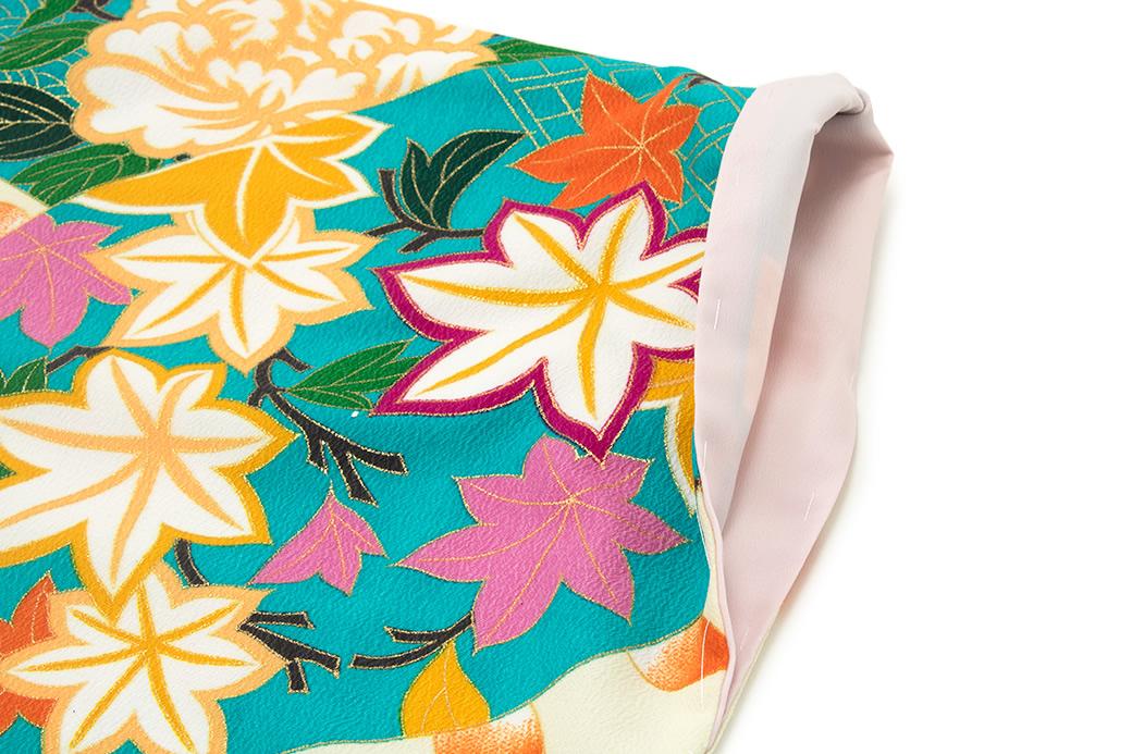 オシャレで人気な高級ブランドの成人式向け振袖着物