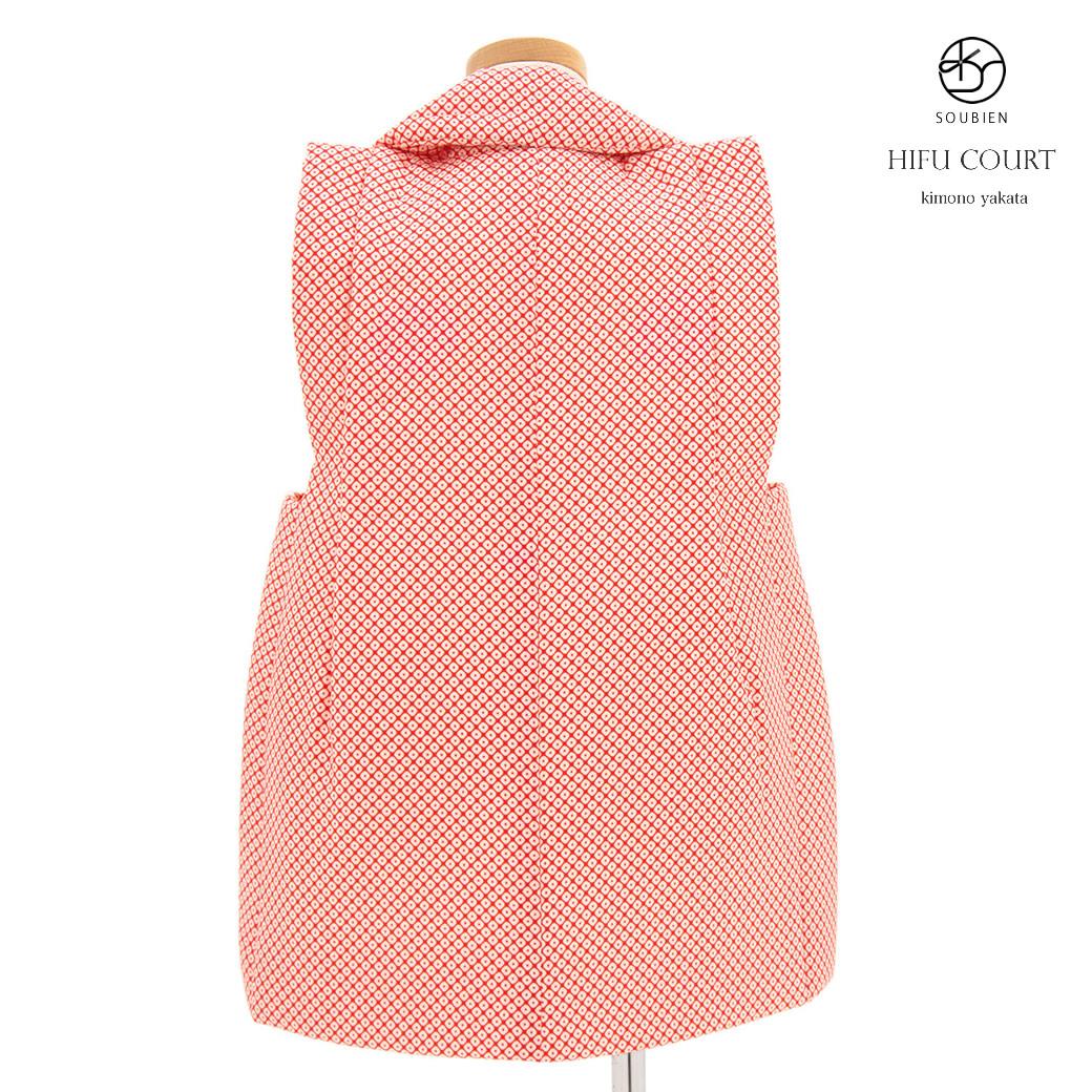 簡単便利な女の子用被布コート