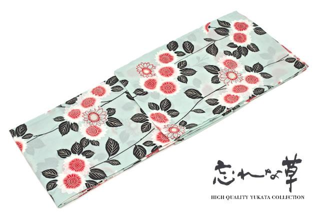 ブランド「忘れな草」のレディース浴衣