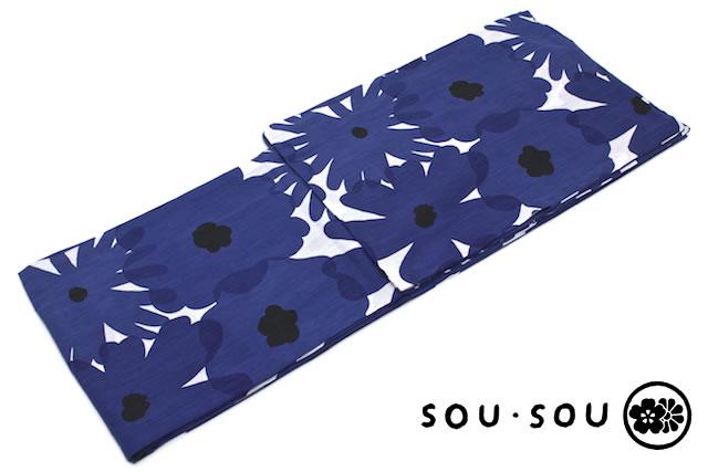 京都の高級ブランドSOU・SOU(ソウソウ)のレディース浴衣