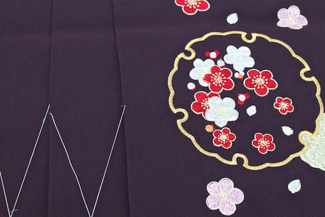 卒業式・謝恩会の着物にオススメな『夢千代』の袴単品