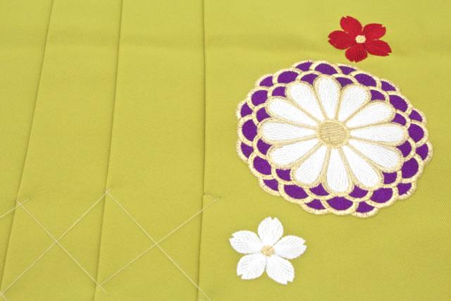 入学式など式典の着物にオススメな女性用袴
