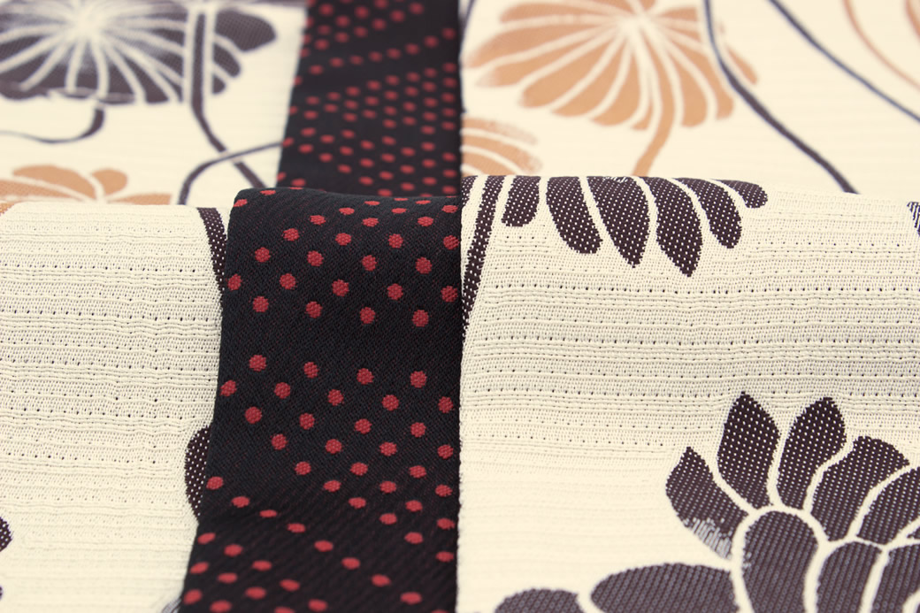 ブランド『おりびと』(織美桐)女性用半巾帯