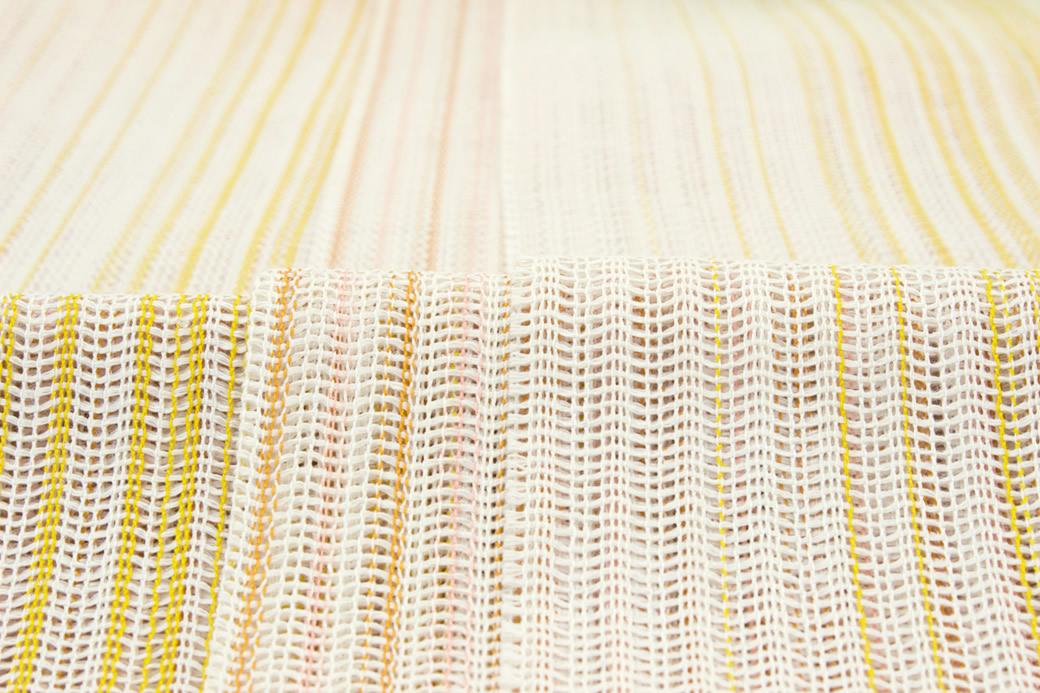夏祭りや花火大会にオススメな『おび工房』の日本製桐生織半幅帯