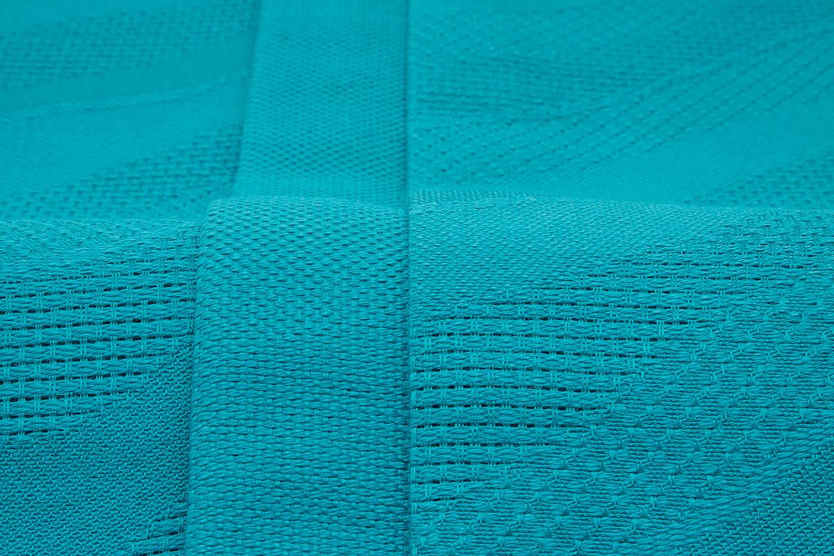 緑,夏着物におすすめな、「きもの道楽」の麻絹の半幅帯