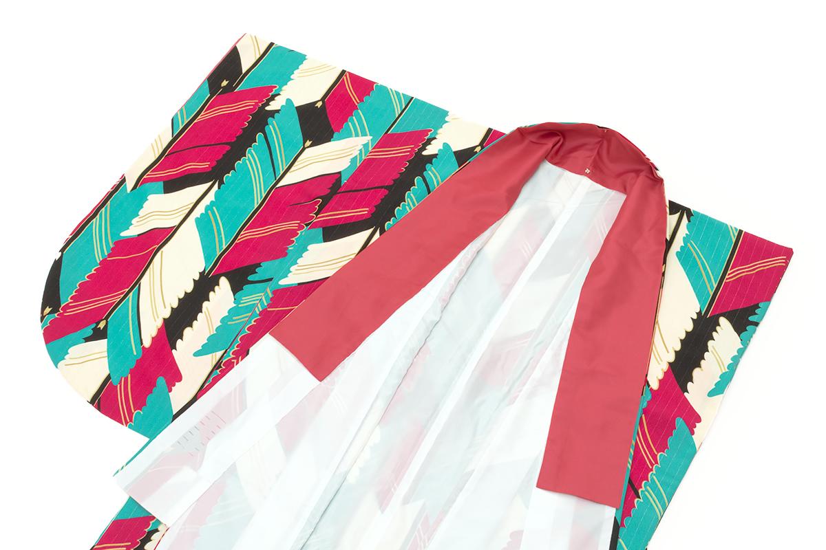 袴に合わせて着たい着物