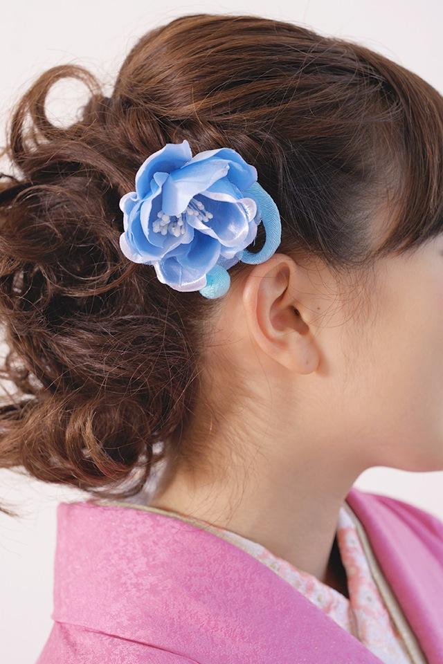 成人式におすすめな髪飾り