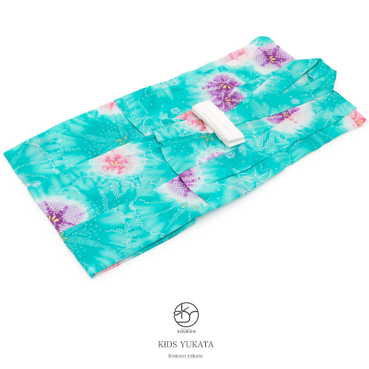 夏におすすめな人気ブランドのこども浴衣