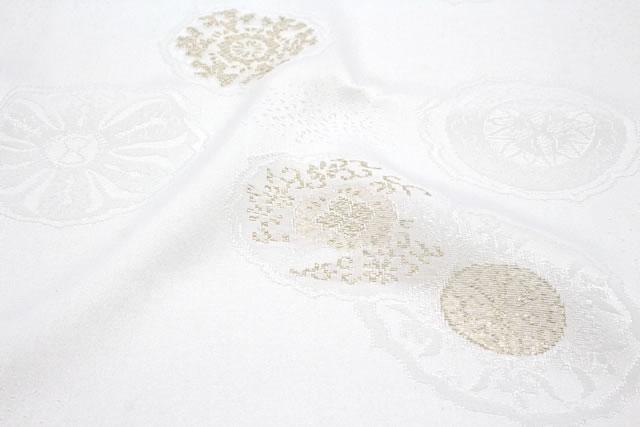留袖用の帯揚げ・帯締め・扇子の3点セット