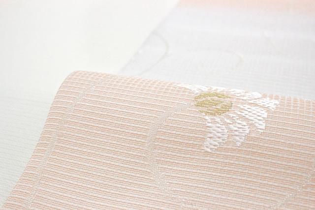 仕立て上がり『佐々木染織』の高級名古屋帯