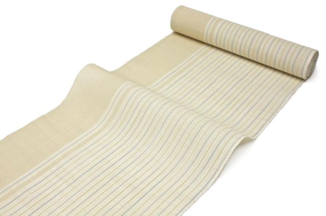 西陣織,八寸名古屋帯,夏物,夏,単衣,浴衣,ゆかた,本麻c