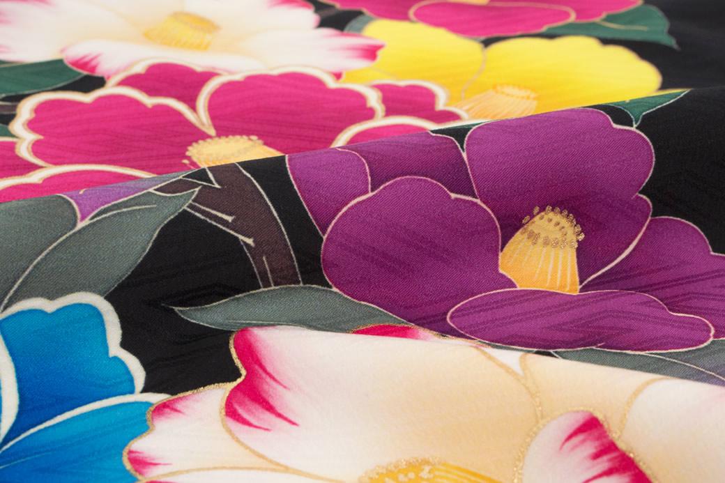 謝恩会におすすめなブランド『モダンアンテナ』の二尺袖着物セット