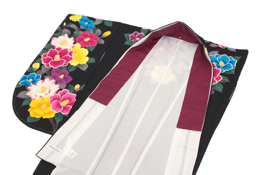 特別な日におすすめなブランド『モダンアンテナ』二尺袖着物セット