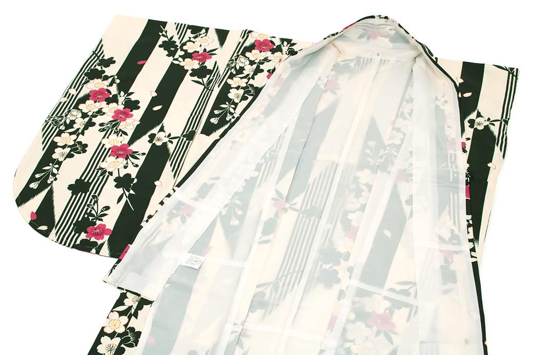 卒業式の袴におすすめな二尺袖着物