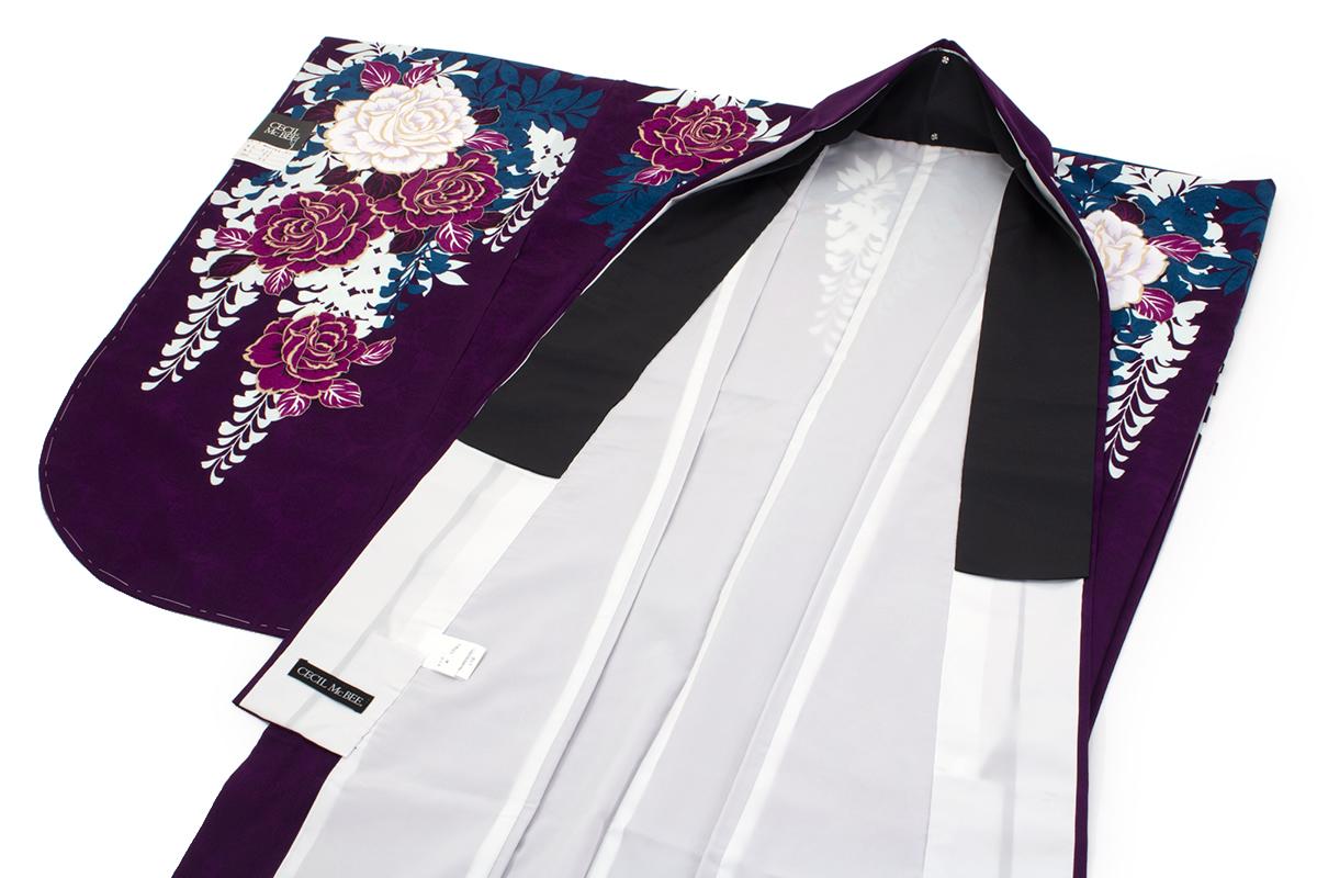 ブランド「CECIL McBEE(セシルマクビー)」の高級二尺袖着物
