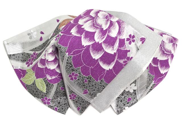 京都西陣織物の袋帯