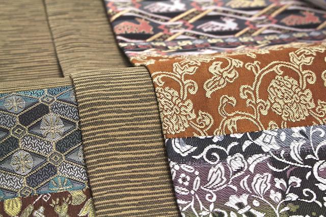 西陣証紙No.2468『織匠川島』の盛装用袋帯