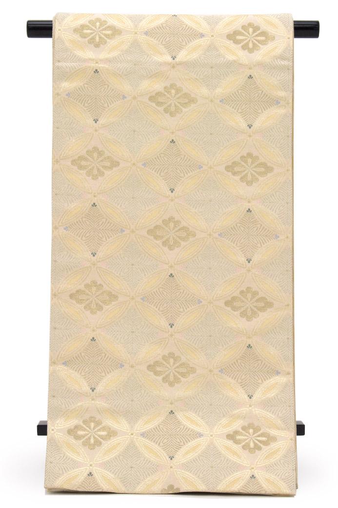 上品な綺麗さが漂うレディース袋帯