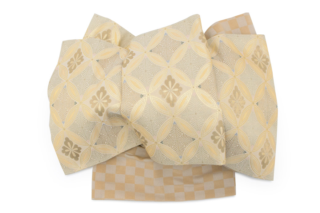 和服でのお出かけにおすすめな袋帯