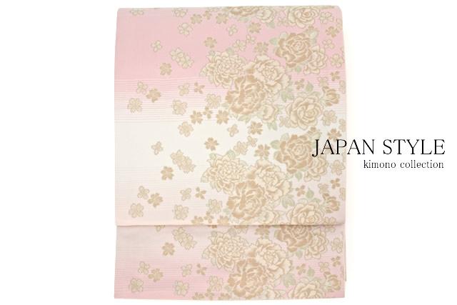 人気ブランドジャパンスタイルの袋帯