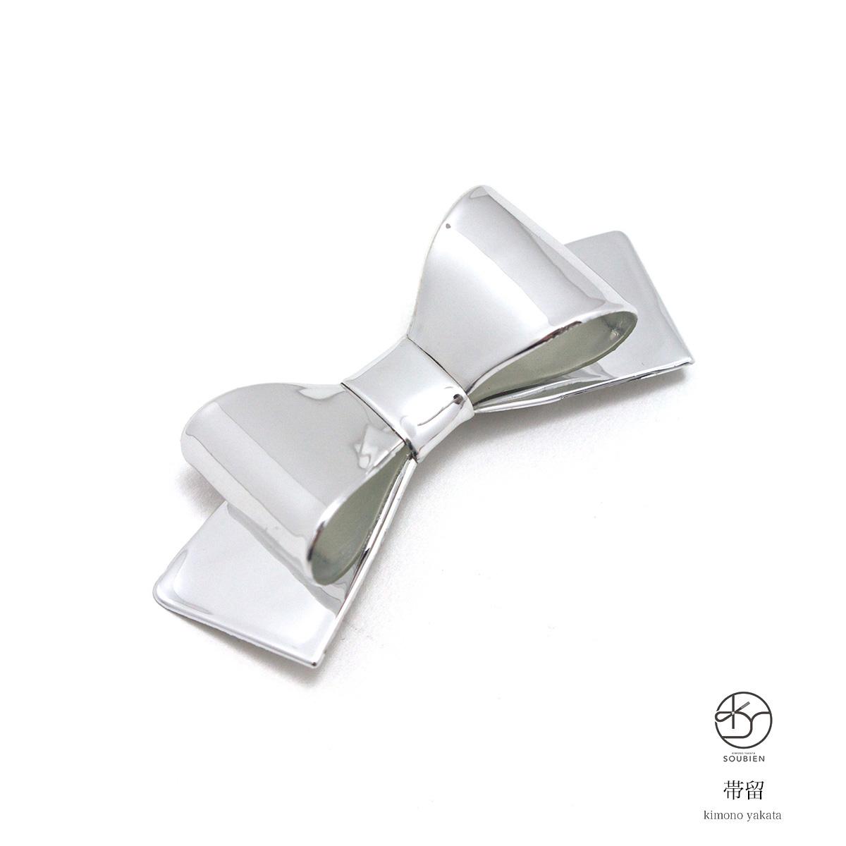 「fussa(ふさ)」のリボン型の帯締め