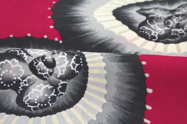 東レのハイテク素材「セオアルファ」のレディース浴衣