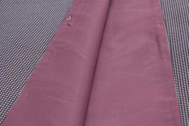 ブランドkansaiの袷プレタ着物