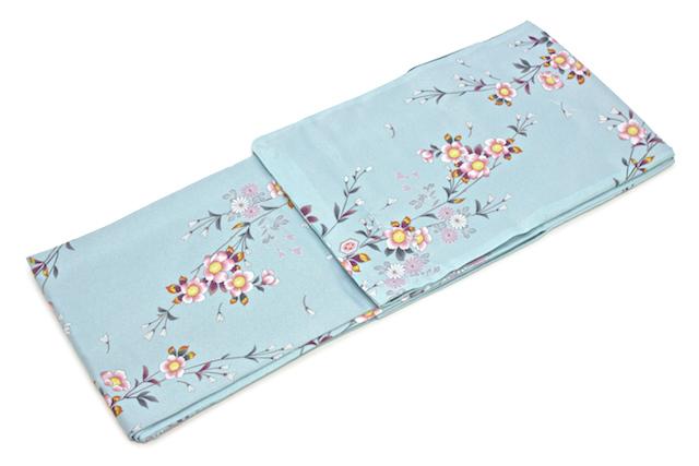 ナカノヒロミチの花模様プレタ着物