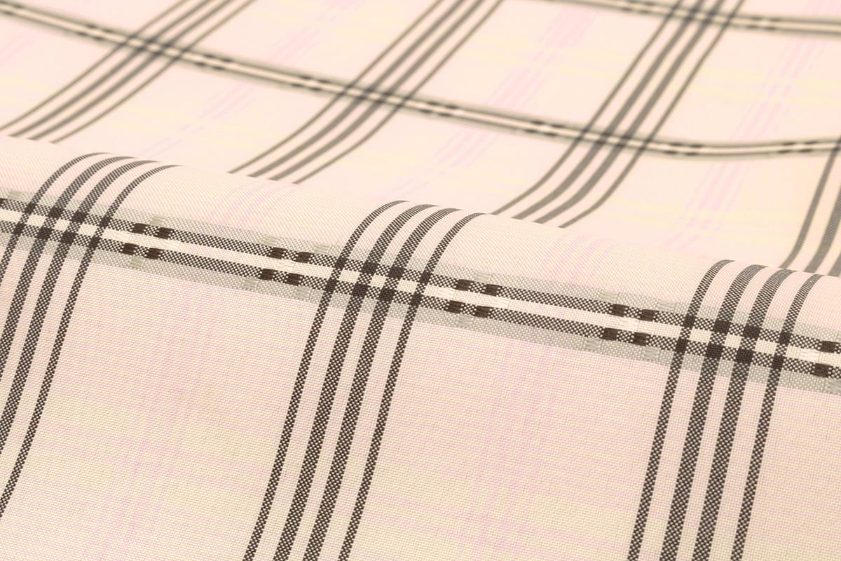 小紋の袷着物