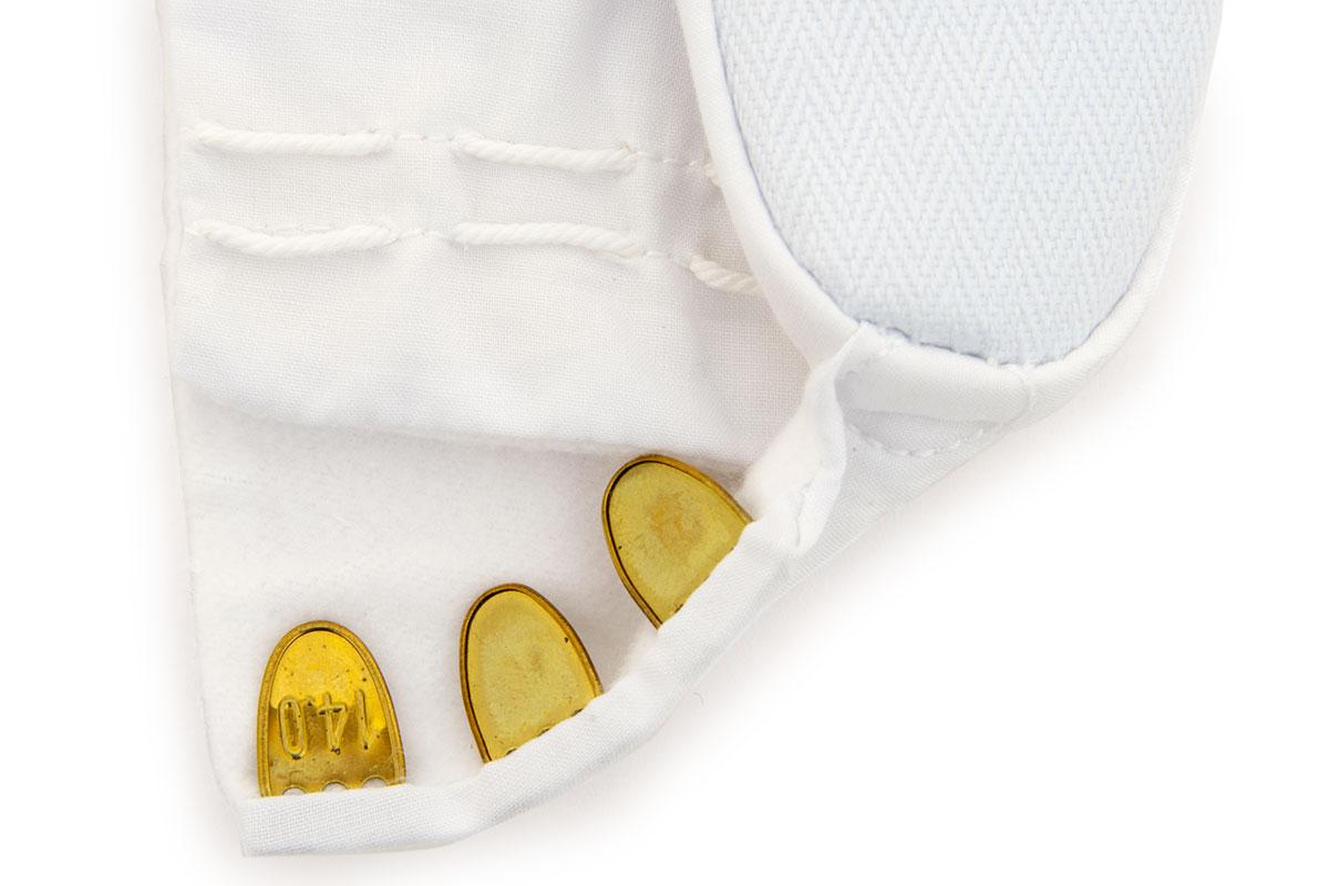 着物スタイルにおすすめな、子供用白足袋