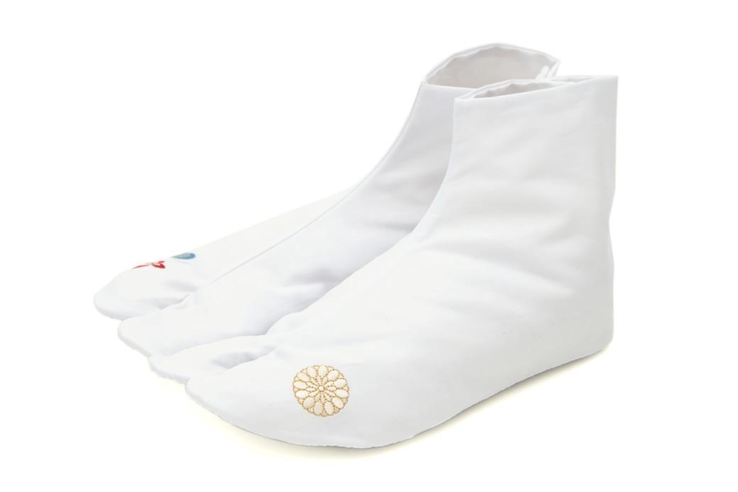 ご自宅でお手入れ可能なレディース足袋(たび)