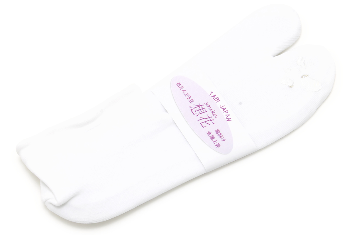 カジュアル着物におすすめなレディース足袋