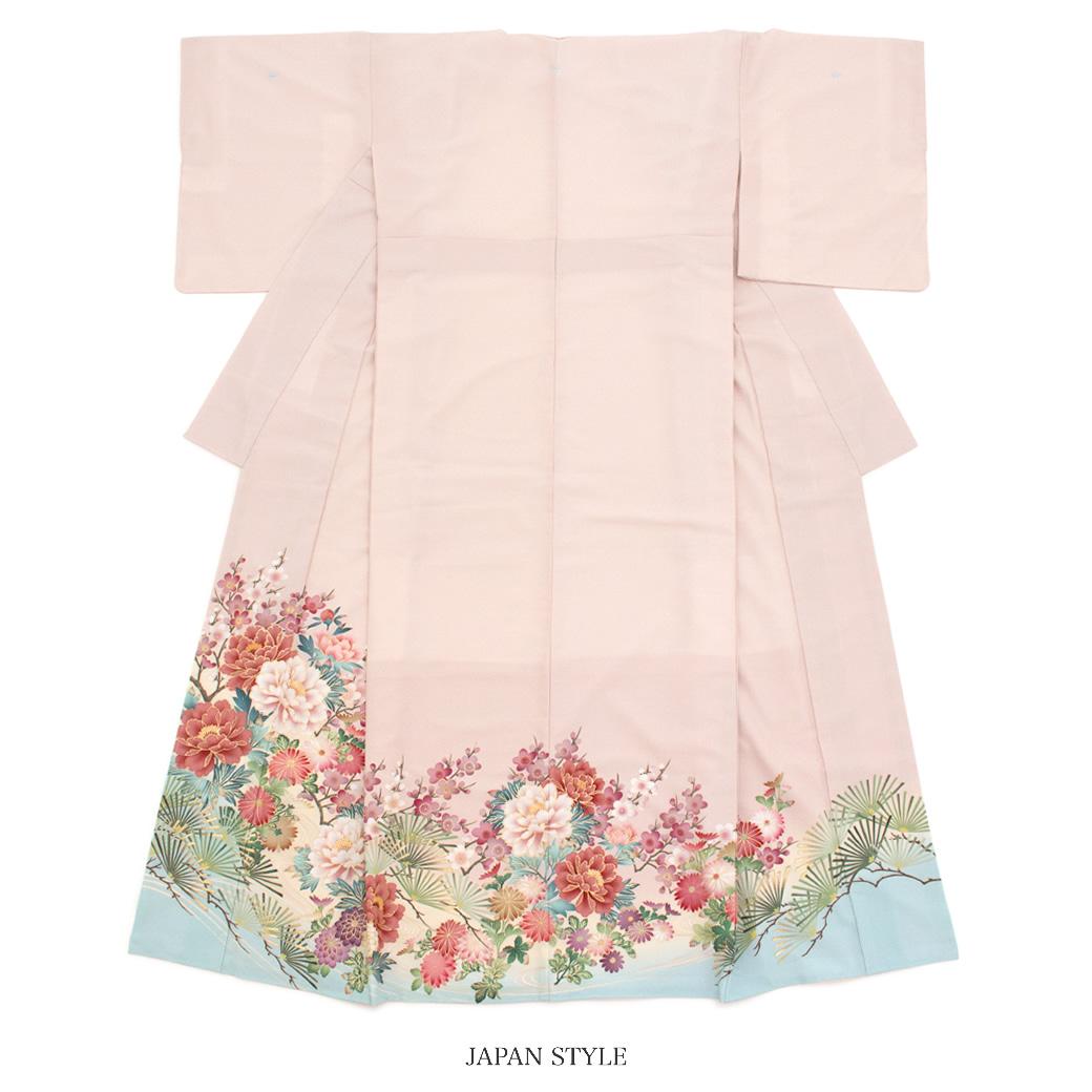 人気ブランドジャパンスタイルの留袖