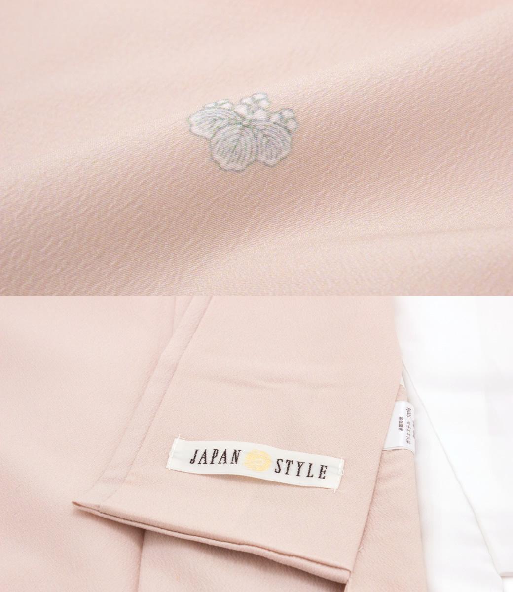 家紋入りの留袖家紋入りの留袖