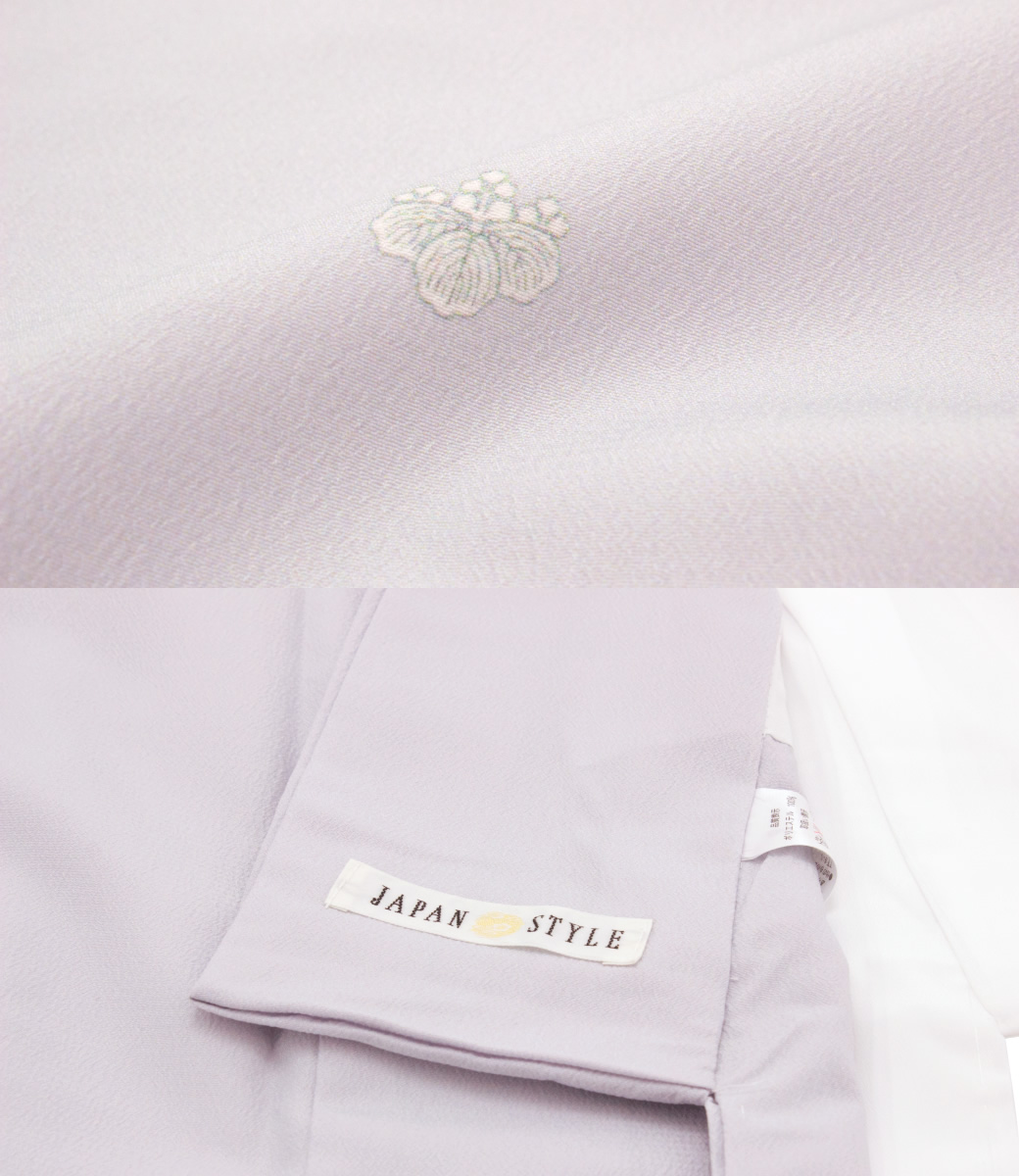 家紋入りの留袖