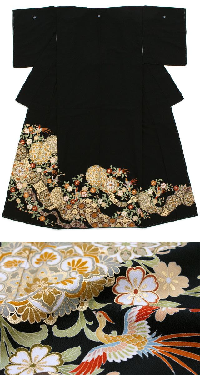 ブランド「ジャパンスタイル」仕立て上がりの留袖セット