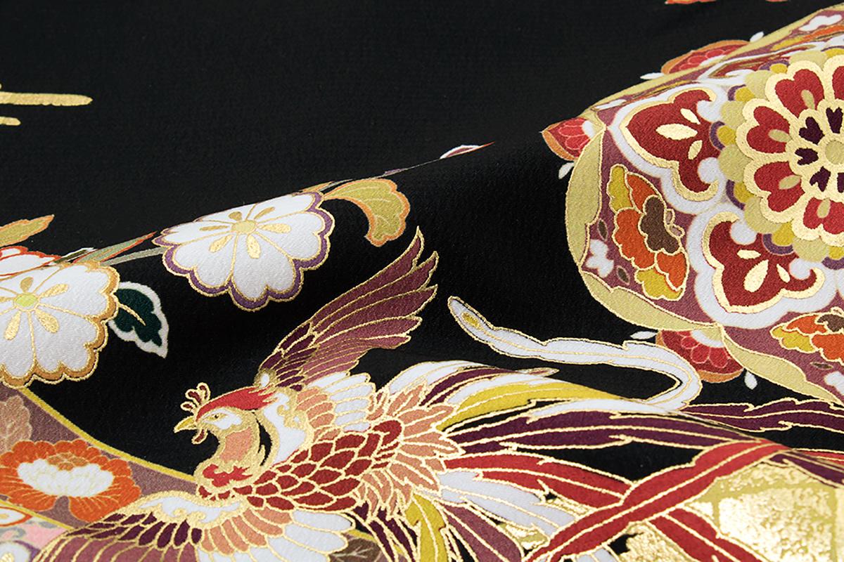 冠婚葬祭に適した留袖セット